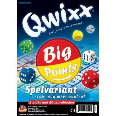 Qwixx Big Points (Scoreblokken)