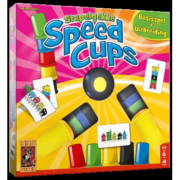 Stapelgekke Speed Cups 6 spelers