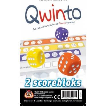 Qwinto Bloks (extra scoreblokken)